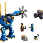 LEGO Ninjago 71740 Mech 9