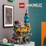 LEGO Ninjago 71741 Ninjago City Gardens 10