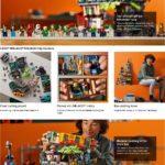 LEGO Ninjago 71741 Ninjago City Gardens 12