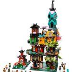 LEGO Ninjago 71741 Ninjago City Gardens 13