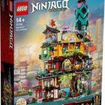 LEGO Ninjago 71741 Ninjago City Gardens 15