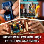 LEGO Ninjago 71741 Ninjago City Gardens 22