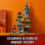 LEGO Ninjago 71741 Ninjago City Gardens 23