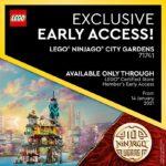 LEGO Ninjago 71741 Ninjago City Gardens 24