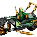 LEGO Ninjago 71745 Lloyds Dschungel Bike 1