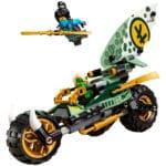 LEGO Ninjago 71745 Lloyds Dschungel Bike 3