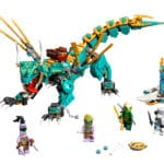 LEGO Ninjago 71746 Dschungel Drache 7