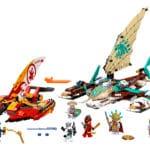 LEGO Ninjago 71748 Duell Der Katamaran 8