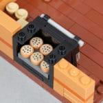 LEGO Ofen mit Keksen