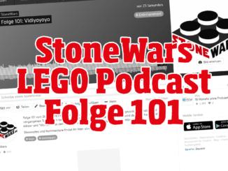 LEGO Podcast Stonewars 101