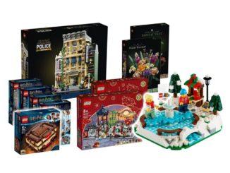 LEGO Shop Neuheiten 2021 Gwp Monsterbuch