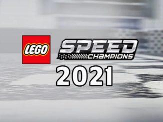 LEGO Speed Champions 2021 Neuheiten Titelbild