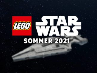 LEGO Star Wars 2021 75315 Light Cruiser Gideon Mandalorian Titel