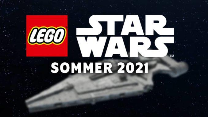 LEGO Star Wars 2021 75315 Light Cruiser Gideon Mandalorian Titel