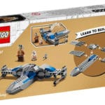 LEGO Star Wars 75297 Resistance X Wing 10