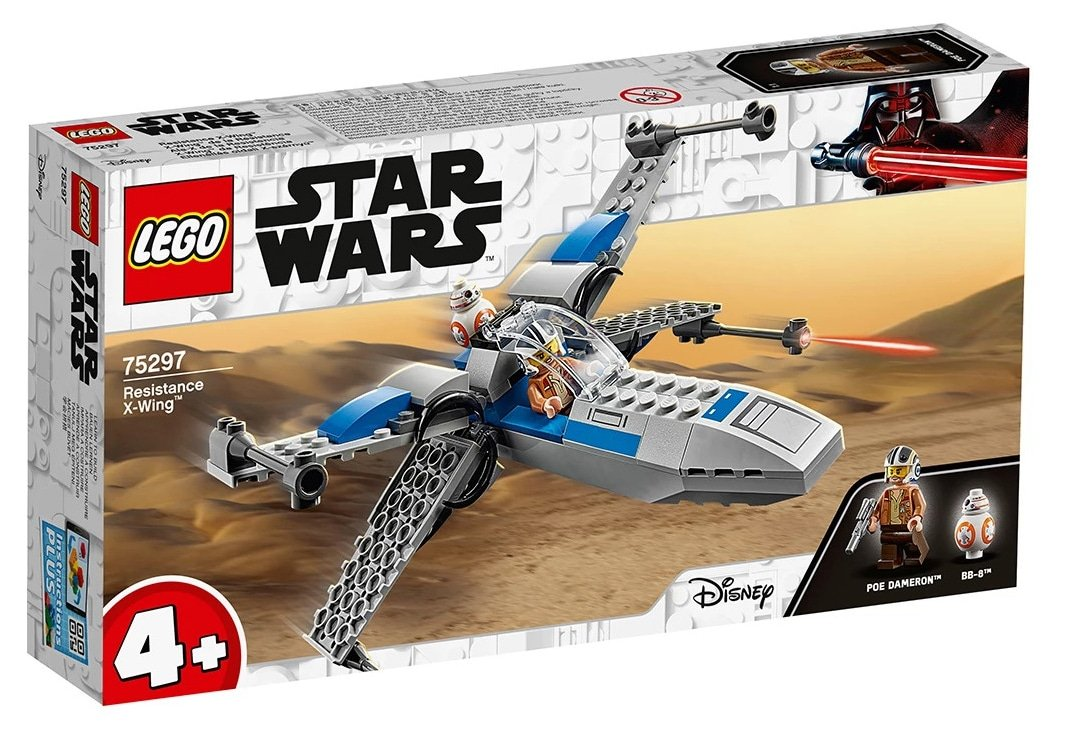 LEGO Star Wars 75297 Resistance X Wing 11