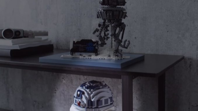 LEGO Star Wars 75308 R2 D2 Leak
