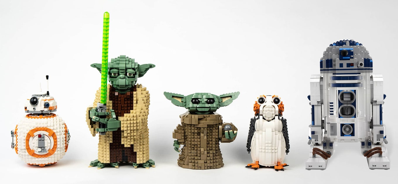 LEGO Star Wars Baubare Figuren