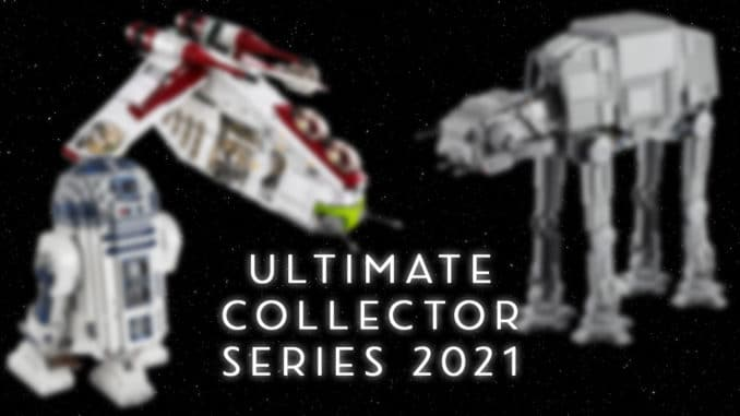 LEGO Star Wars Ultimate Collector Series Sets 2021: Die kommenden UCS Sets