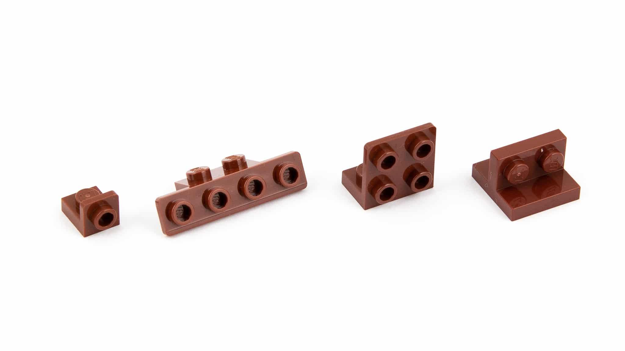 LEGO Steine Namen Bracket