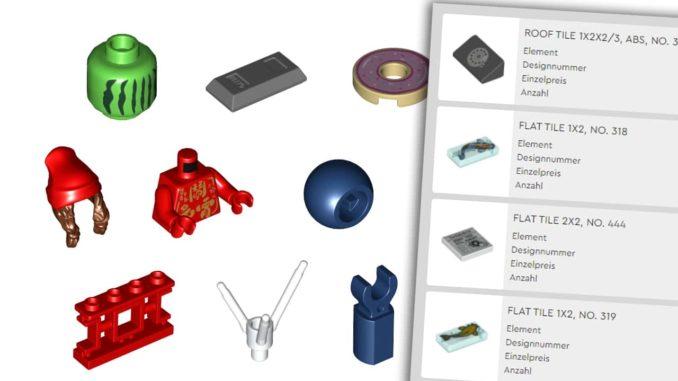 LEGO Steine Und Teile Januar 2021 Highlight 02
