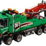 LEGO Technic 42008 Abschleppwagen
