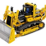LEGO Technic 8275 Rc Bulldozer Mit Motor