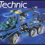LEGO Technic 8462 Abschleppwagen