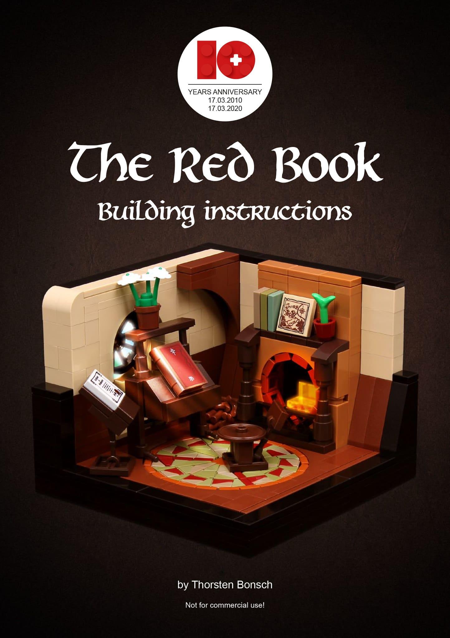 LEGO Thorsten Bonsch Bilbos Schreibzimmer