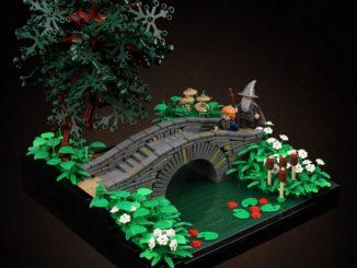 LEGO Thorsten Bonsch Hobbit Serie Titelbild