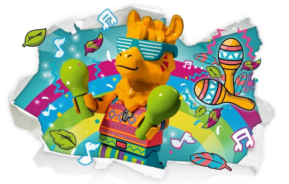 LEGO VIDIYO Llama