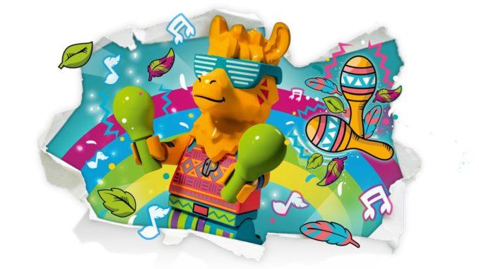 LEGO Vidiyo Minifigur
