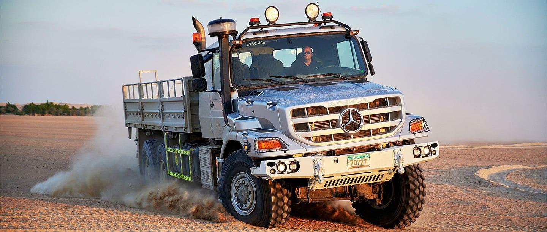 Mercedes Benz Zetros Bild Homepage