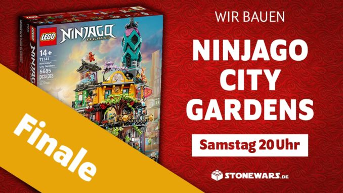 Ninjago Livestream Banner Sa Finale