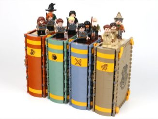 Review LEGO Harry Potter Hogwarts Moments Titel