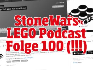 Stonewars LEGO Podcast Folge 100