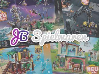 Vorbesteller Aktion Jb Spielwaren März 2021