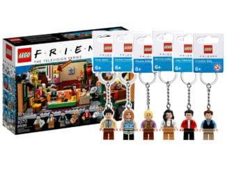 Friends Schlüsselanhänger Titel