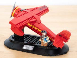 LEGO 40450 Amelia Earhart Review