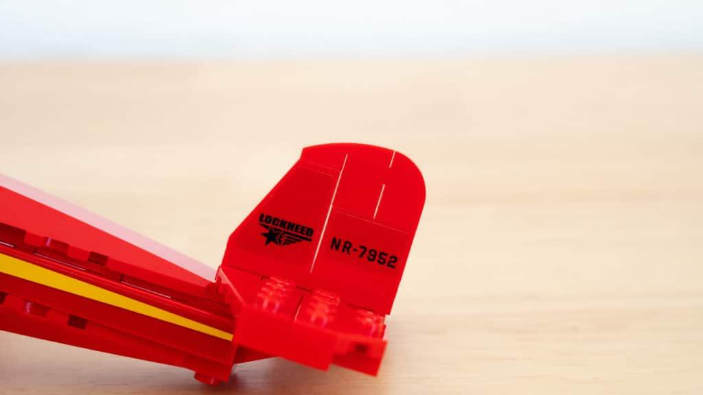 LEGO 40450 Amelia Earhart Review 58