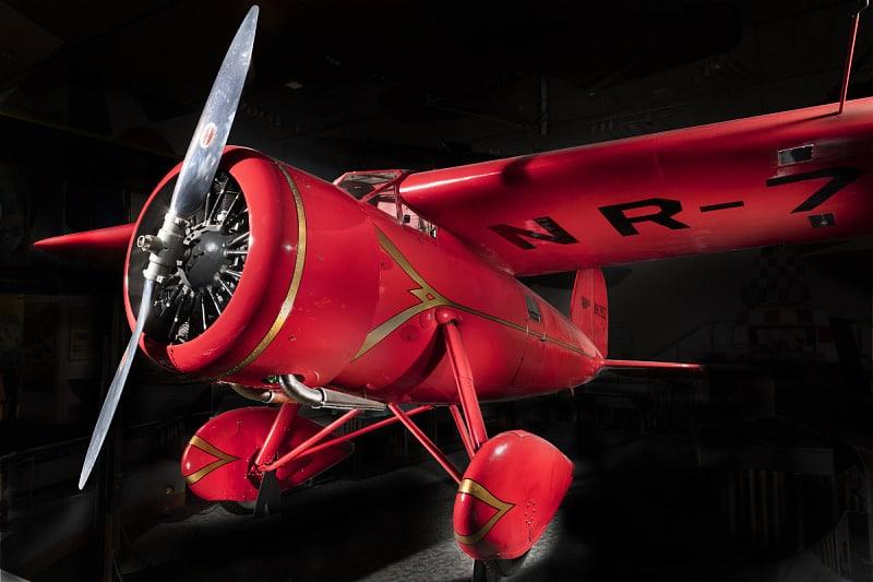 Amelia Earhart Lockheed Vega 5B