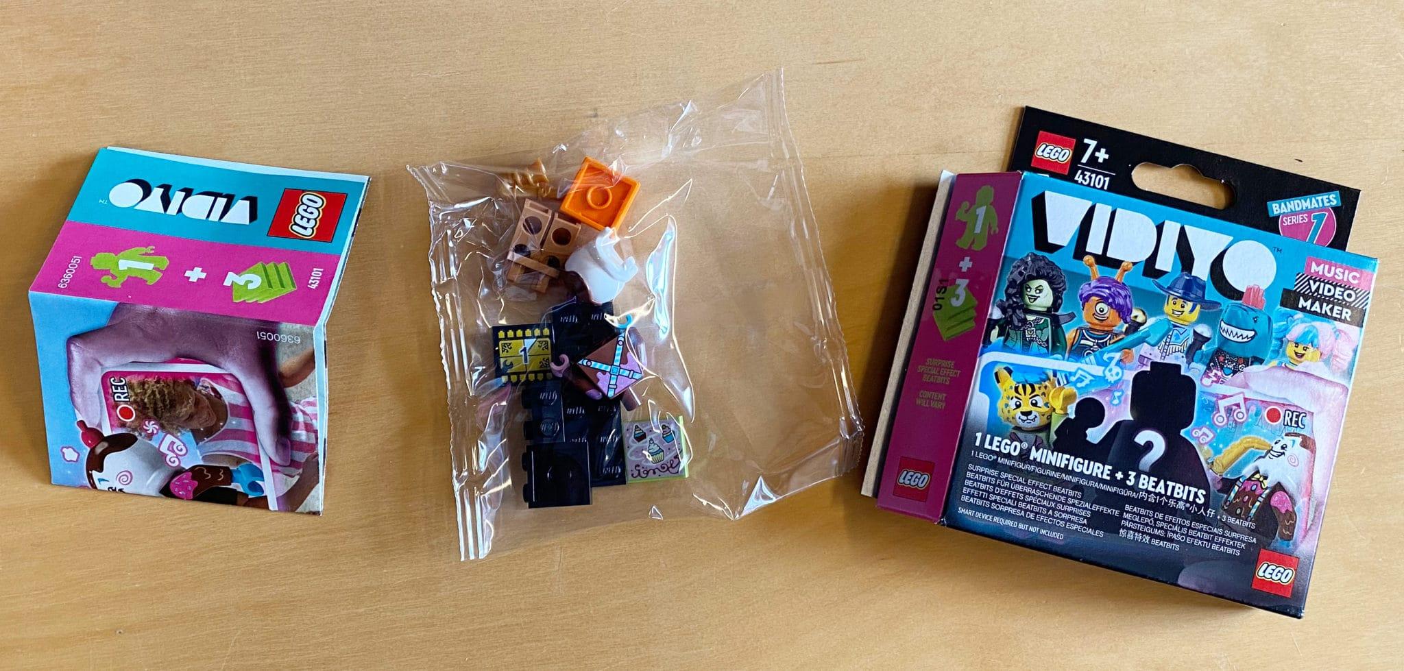 LEGO 43101 Box Verpackung