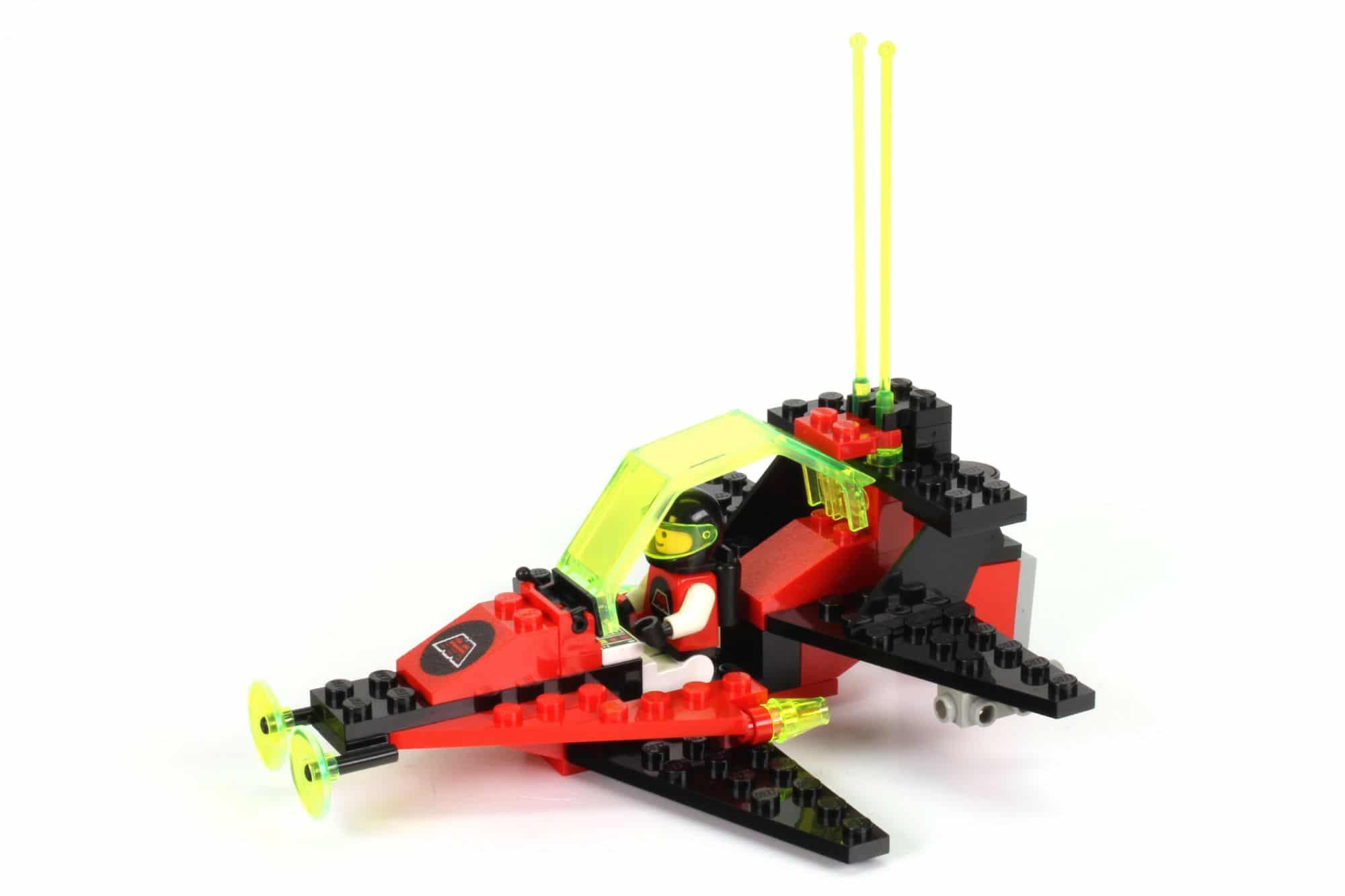 LEGO 6877 M Tron Vector Detector 1