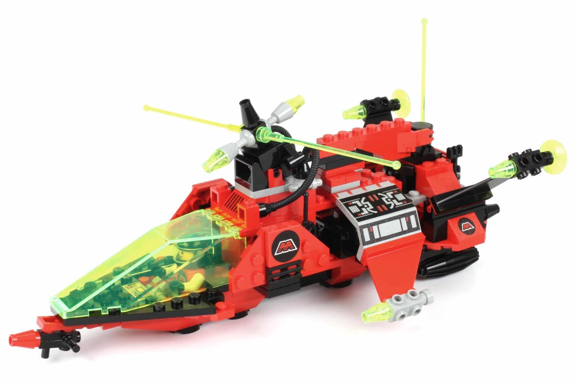 LEGO 6923 M Tron Particle Ioniser 1