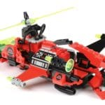 LEGO 6923 M Tron Particle Ioniser 3