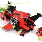 LEGO 6923 M Tron Particle Ioniser 4