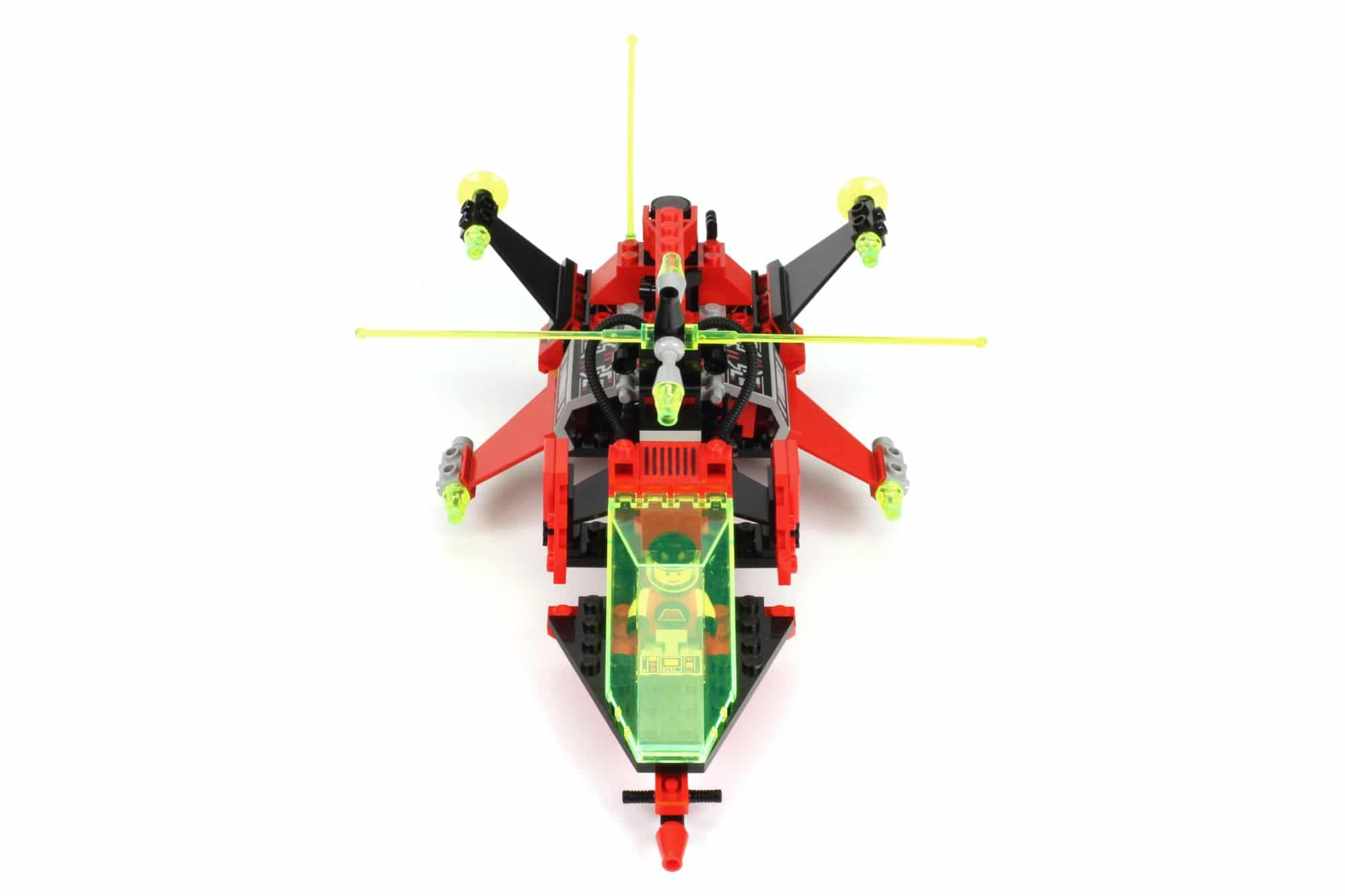 LEGO 6923 M Tron Particle Ioniser 6