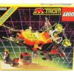 LEGO 6956 M Tron Stellar Recon Voyager Box 2