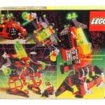 LEGO 6956 M Tron Stellar Recon Voyager Box 3