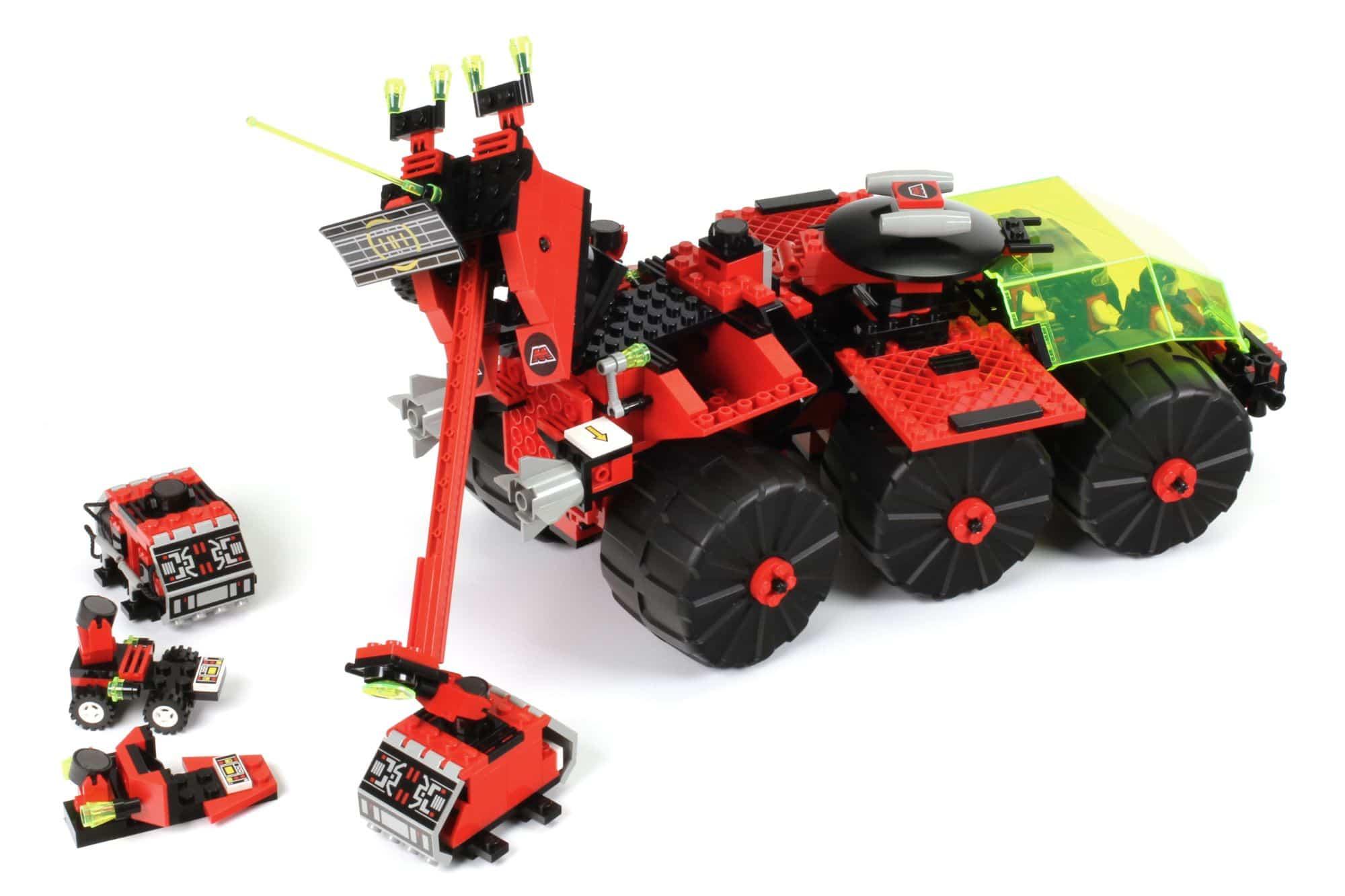 LEGO 6989 M Tron Mega Core Magnetizer 4